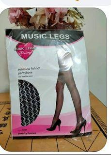 全新絲網襪