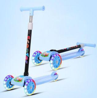 開倉大劈價~全新閃燈兒童滑板車、單車、學平衡車 👉 http://bit.ly/poprice 👈會員減價商品
