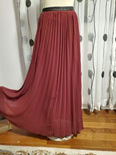 Abercrombie and fitch maxi dress in XS