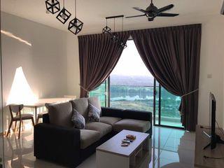 Apartment Crescent Bay @ Permas Jaya / JB Town / Bayu Puteri / Nice Renovate
