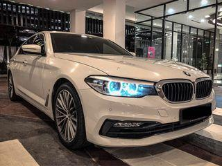 Bmw G30 530e For Rent
