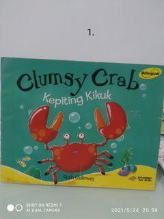Buku cerita Erlangga for Kids