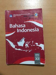 Buku paket bahasa indonesia kelas 12 kemendikbud