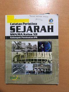 Buku paket sejarah peminatan bailmu kelas 12