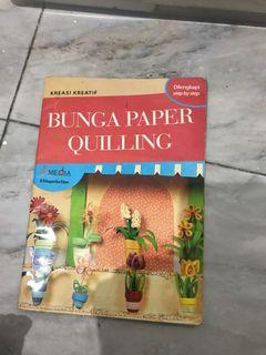 Bunga paper quilling