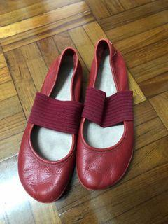 Camper Soft Leather Shoes in size 38