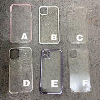 Case / softcase / hardcase iphone 11