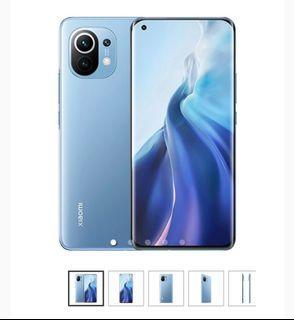 Cicilan Promo Bunga 1,88% Free Admin Xiaomi Mi 11 8/256GB - Horizon Blue