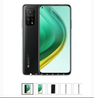 Cicilan Promo Bunga 1,88% Free Admin Xiaomi Mi 10T Pro 8/128GB - Cosmic Black