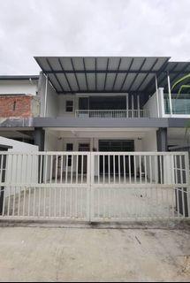 Double Storey House @ Pulai Indah / Kangkar Pulai / Taman Universiti / Below Market
