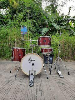 Drum set bop kit 4 pcs gretsch energy