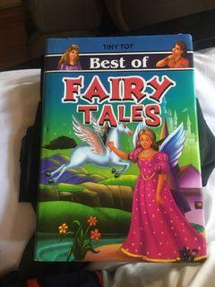 Fairly tales book