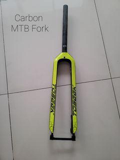 Fork MTB carbon