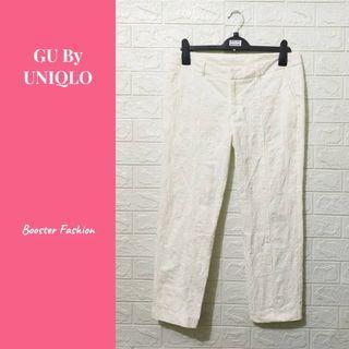 GU CHINO PANTS ORIGINAL SIZE 29-30