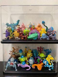 Hasbro collections figurines Monster Inc.