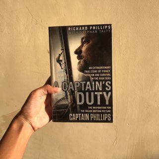 import CAPTAIN PHILLIPS by Richard Phillips