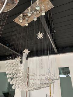 Jual lampu kristal lampu gantung