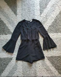Love Bonito Black Jumpsuit