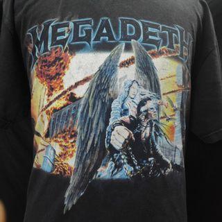Megadeth copyright 2007