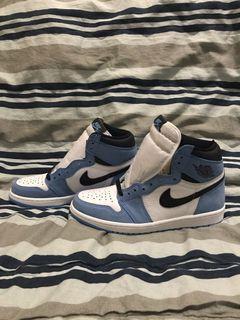 Nike Air Jordan 1 university blue 大學藍 555088-134