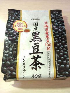 日本ORIHIRO 北海道黑豆茶 30入(180g)