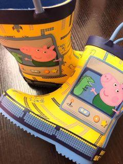 Peppa Pig  雨靴 Rain Boot