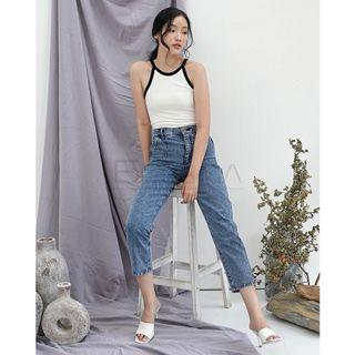 Preloved Korean Highwaist Jeans 1x used only !