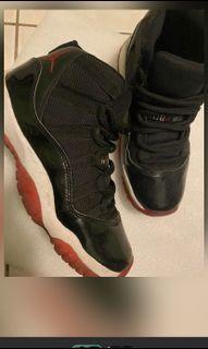 PRICE DROP Jordan 11 breds