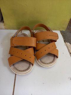 Sepatu Sandal Anak Little M size 24 Like New