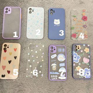 Softcase / silikon / case / casing / pelindung Iphone
