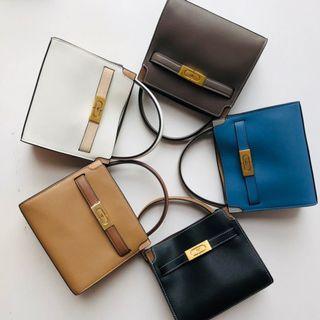 Tory Burch mini Lee Radziwill handbag shoulderbag slingbag