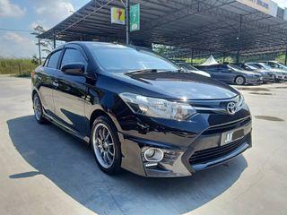 Toyota Vios 1.5 TRD Bodykits 2015Yrs