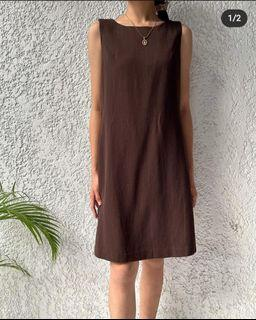 Umber Dress