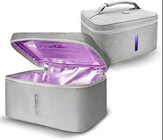 UV Light Bag, UVC Sanitizer Bag UVC Sterilizer Bag