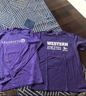 Western University Tshirt