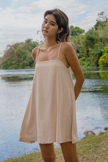 YHF Clear Cut Cami Dress