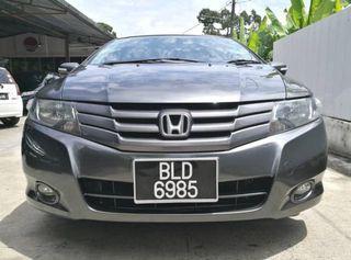 2011 Honda City 1.5 E (A)