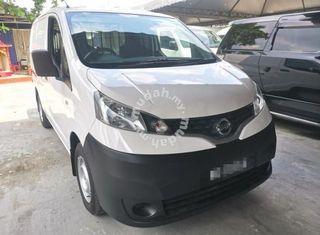 2016 Nissan NV200 VANETTE 1.6 (M)