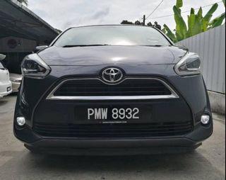 2016 Toyota Sienta 1.5 V (A)