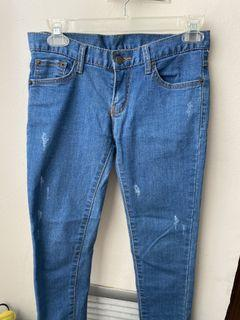 3 pairs of jeans all size 26
