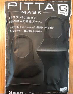 全新黑色口罩