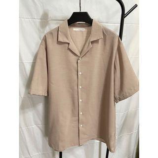 韓國古巴領短袖襯衫