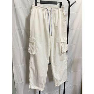 韓國29風衣縮口落地褲