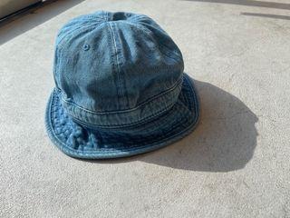 純棉牛仔漁夫帽