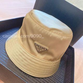 專櫃購入 PRADA漁夫帽 限量色(有購買證明)