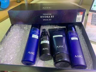 AHC 精華液 洗面乳 化妝水 全新一套2022.6