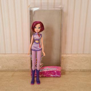 Boneka Winx Club Barbie Tecna OFFICIAL