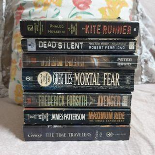 BOOKS FOR SALE/SWAP