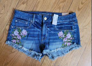Brand new with tags American Eagle Jean shorts