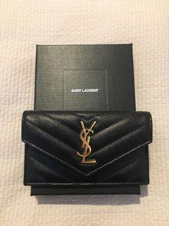 BRAND NEW YSL small wallet / card holder